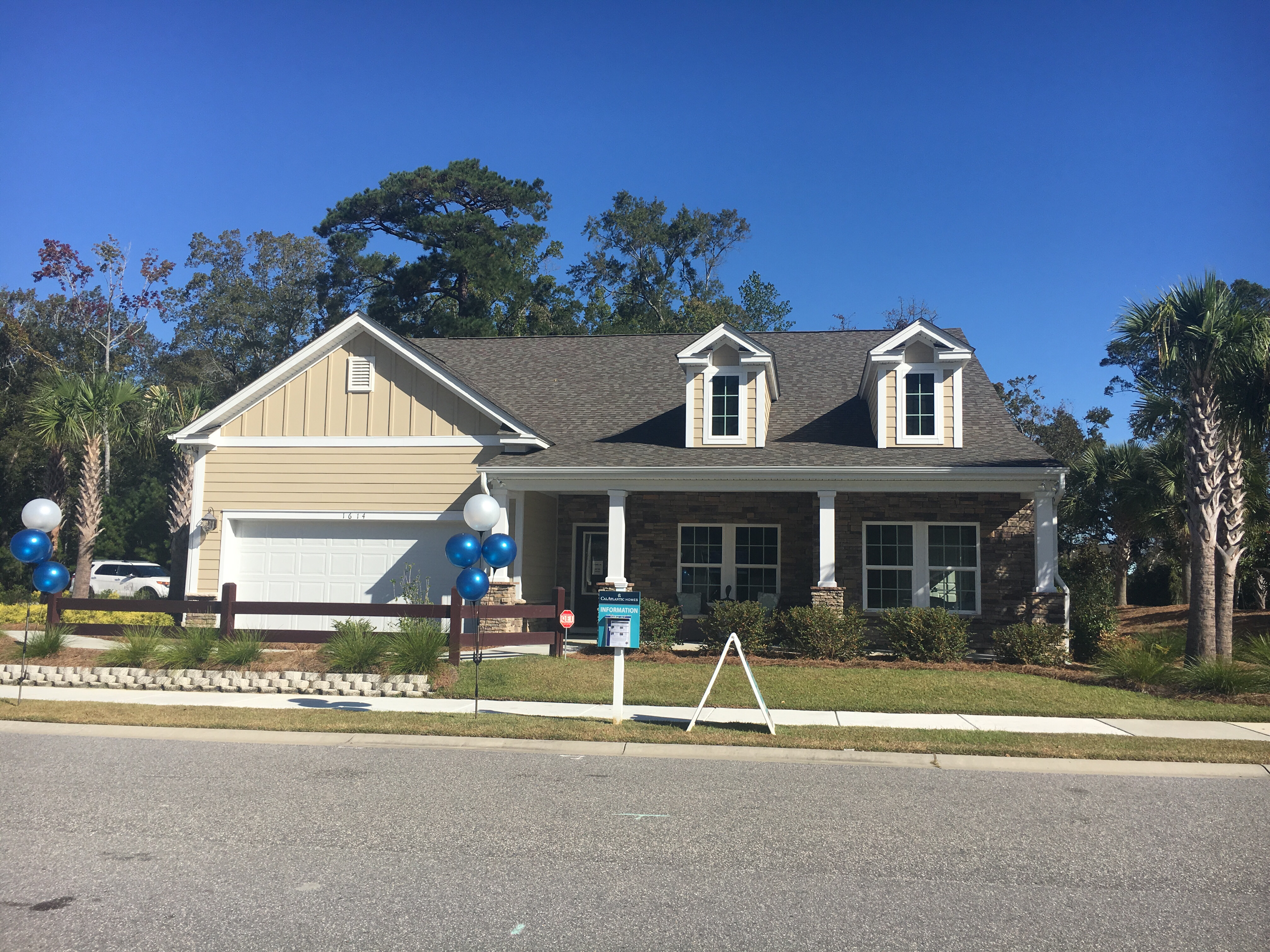 The Estates at Withers Preserve Model Home Picture
