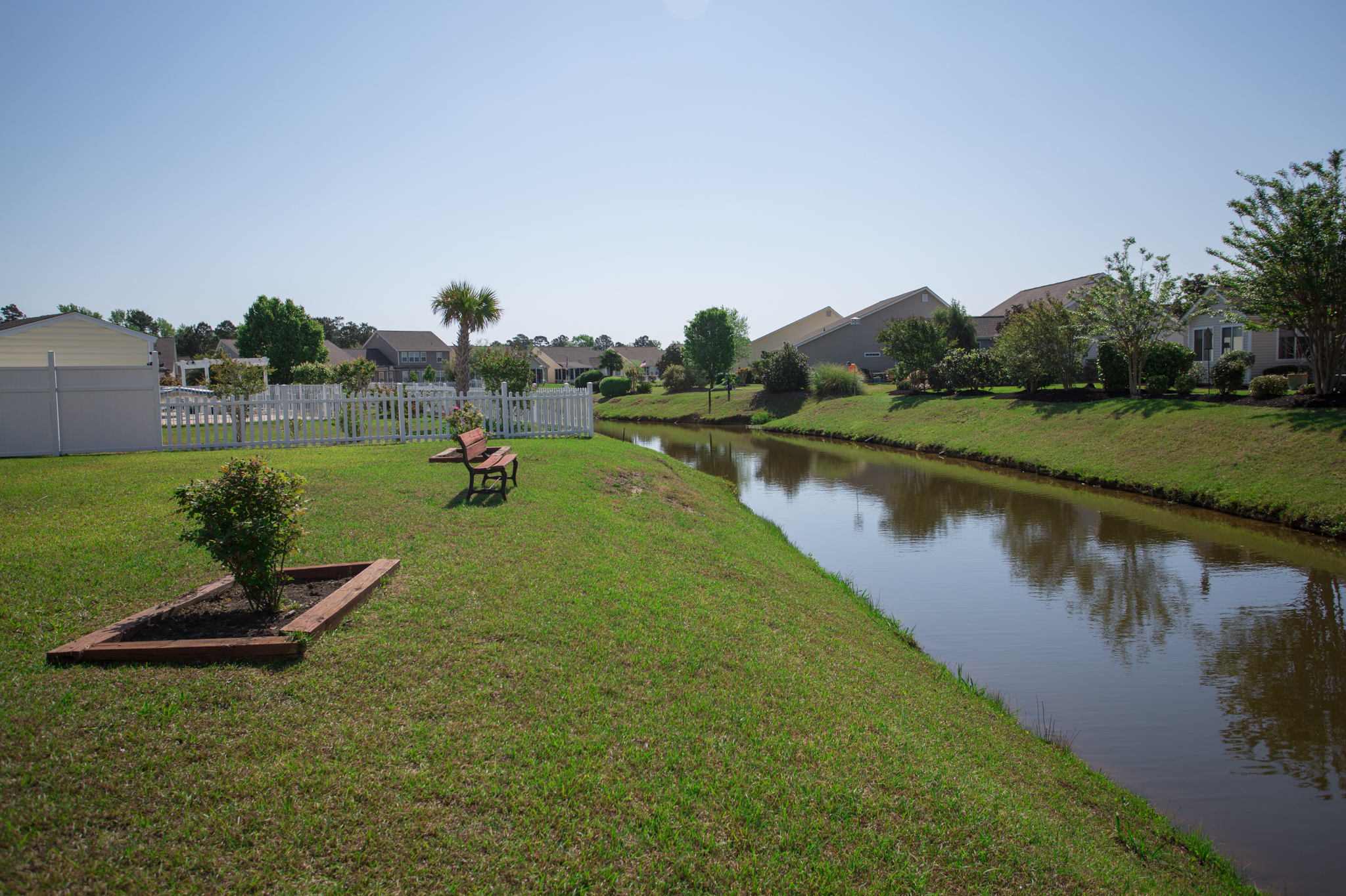 Backyard 5 - 640 Brynfield Drive Myrtle Beach SC