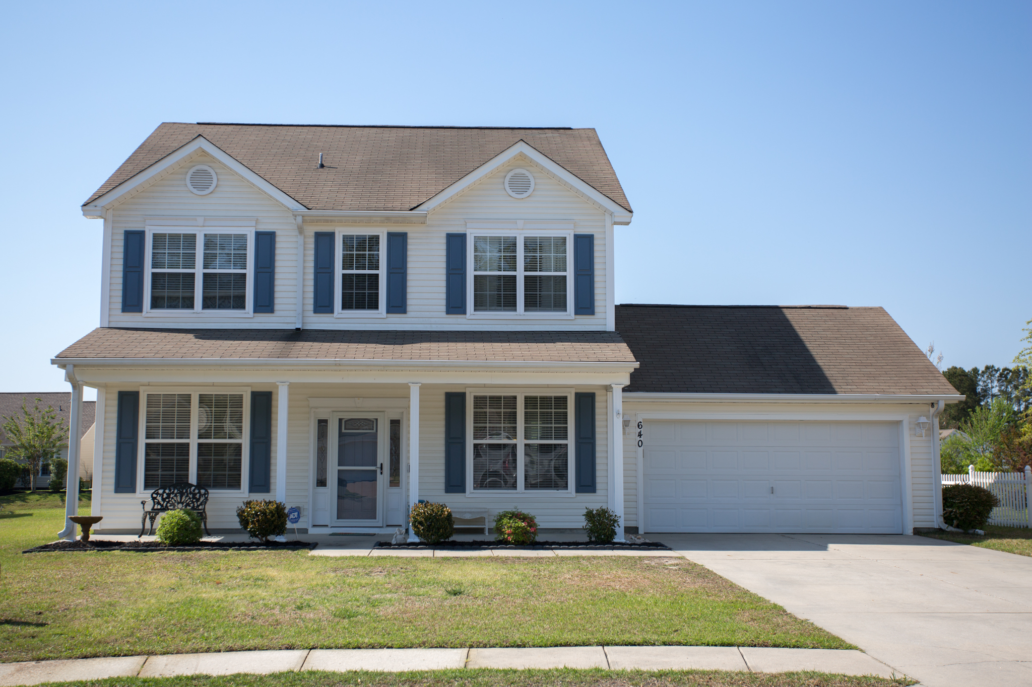 Front View - 640 Brynfield Drive Myrtle Beach SC